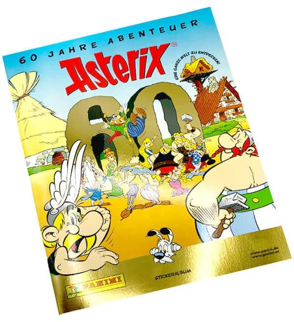 60 años asterix-sticker 61 Panini